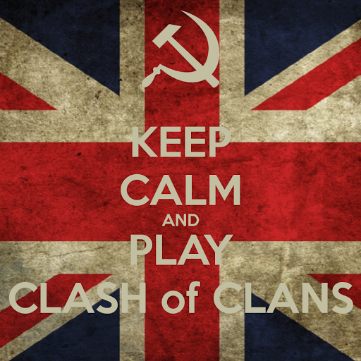 Clash of Clans Flags